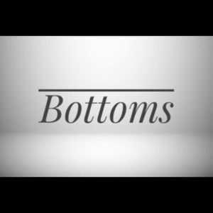 Other - All Bottoms In This Section